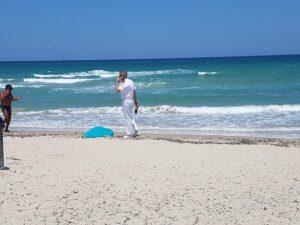 Tragedia nel mare salentino: 60enne muore annegato